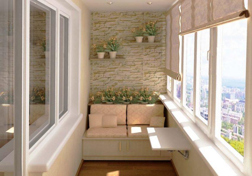 Ремонт балкона: основные нюансы